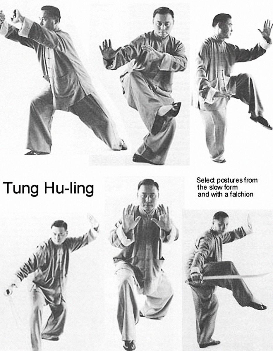 Grand Master Tung Hu Ling | Tai chi