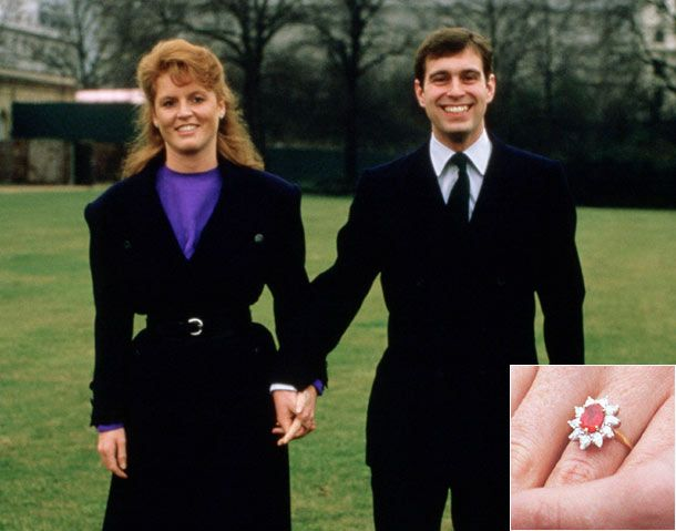 Prince Andrew And Sarah Royal Wedding