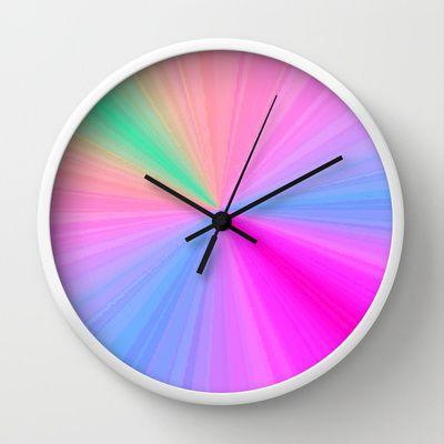 Re-Created Pt. FOURTEEN  Wall Clock by Robert S. Lee - $30.00