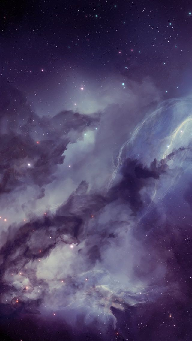 Nebula IPhone 5s Wallpaper Download