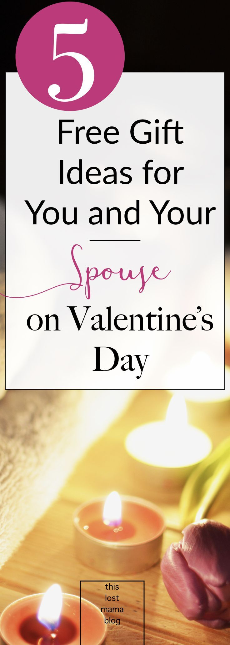 We'll get right to it ladies and gents. Here are five things you can do for your loved one this Valentine's day that are meaningful and don't touch that bank account. Make a Love Card Does anyone else see the scam that card companies are playing? They are saying what you would say and making …Read more...