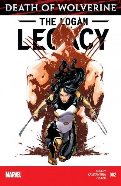 Check out Death of Wolverine: The Logan Legacy #2 (of 7)