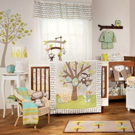 Baby Room Decorating Forest Lolli Living Animal Tree