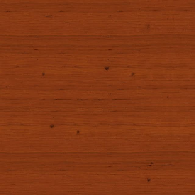 Seamless Cherry Wood Texture Maps