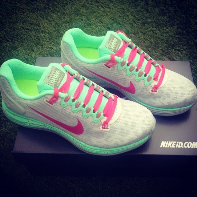 These Running Shoes are beautiful, so I needed a pair to start this new FREE weight loss workout guide.