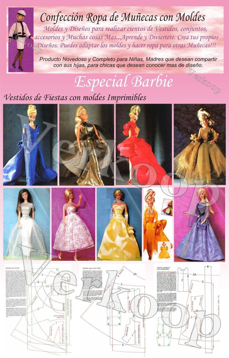 Excepcional Patrones De Muñecas Libres Para Coser Composición ...
