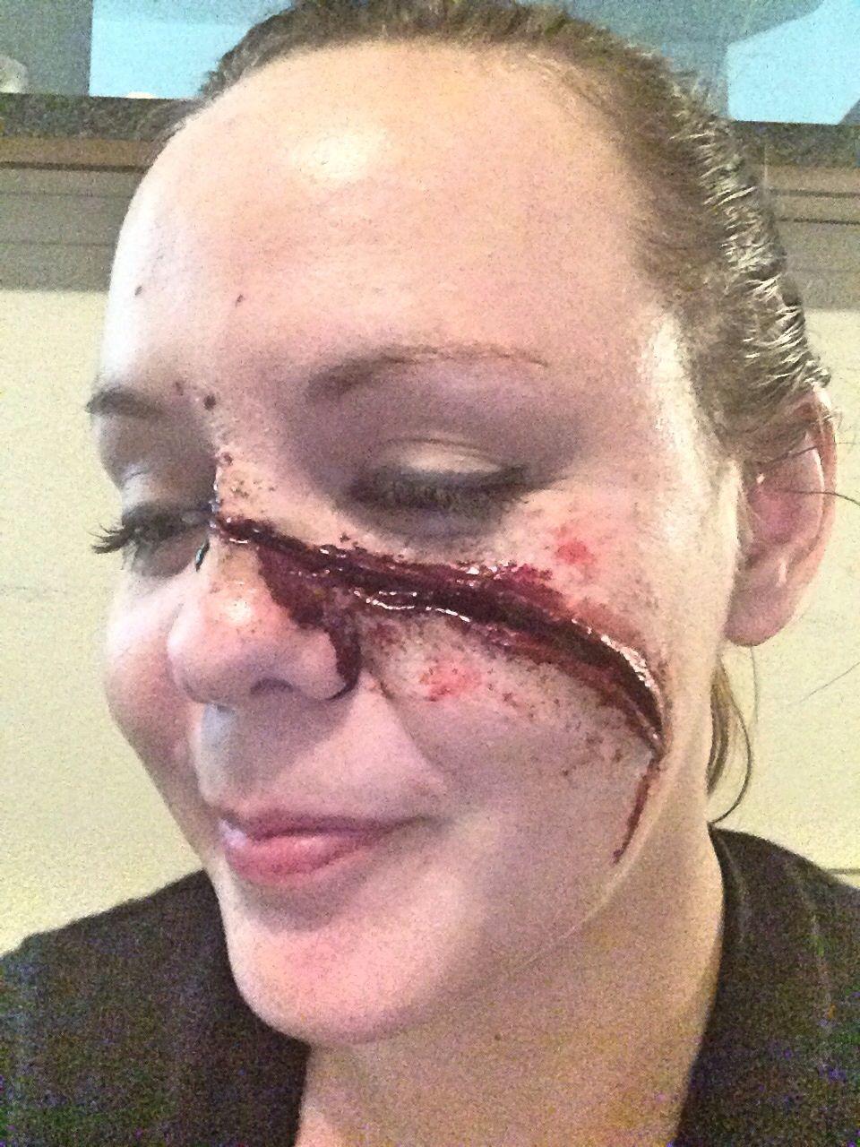 Scar Makeup Kit - Party City | Fright Night 10/31 | Pinterest ...