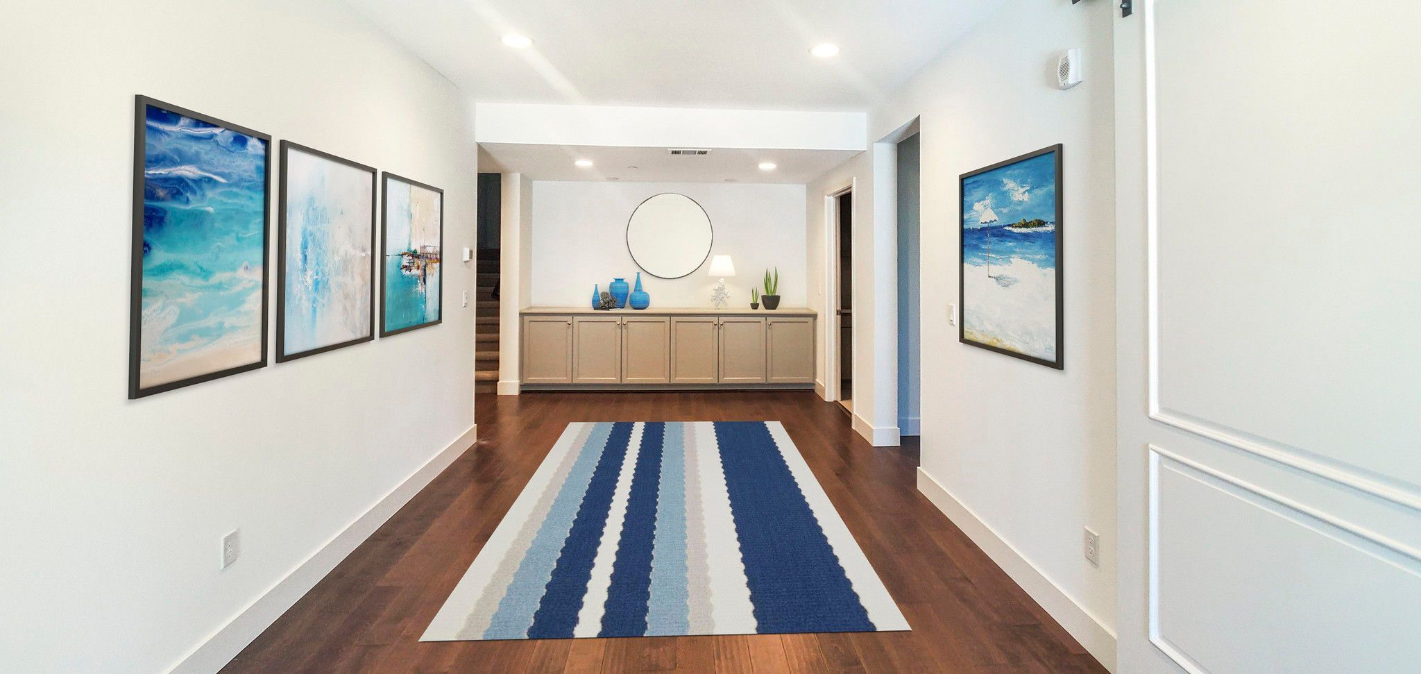 Waterline in Point Richmond, CA by Shea Homes | Residence 4 Entry  #SheaHomes #SheaHomesNorCal #SheaHomeowners #SheaNorCal #LiveTheSheaDifference #NorCalHomes #NorCalRealEstate #BayAreaRealEstate #BayAreaNewHomes #HomeDesignInspiration #HomeInspiration #Waterline #PointRichmond Sales: Shea Homes Marketing Company (CalDRE #01378646); Construction: Shea Homes Limited Partnership (CSLB #855368). Equal Housing Opportunity.