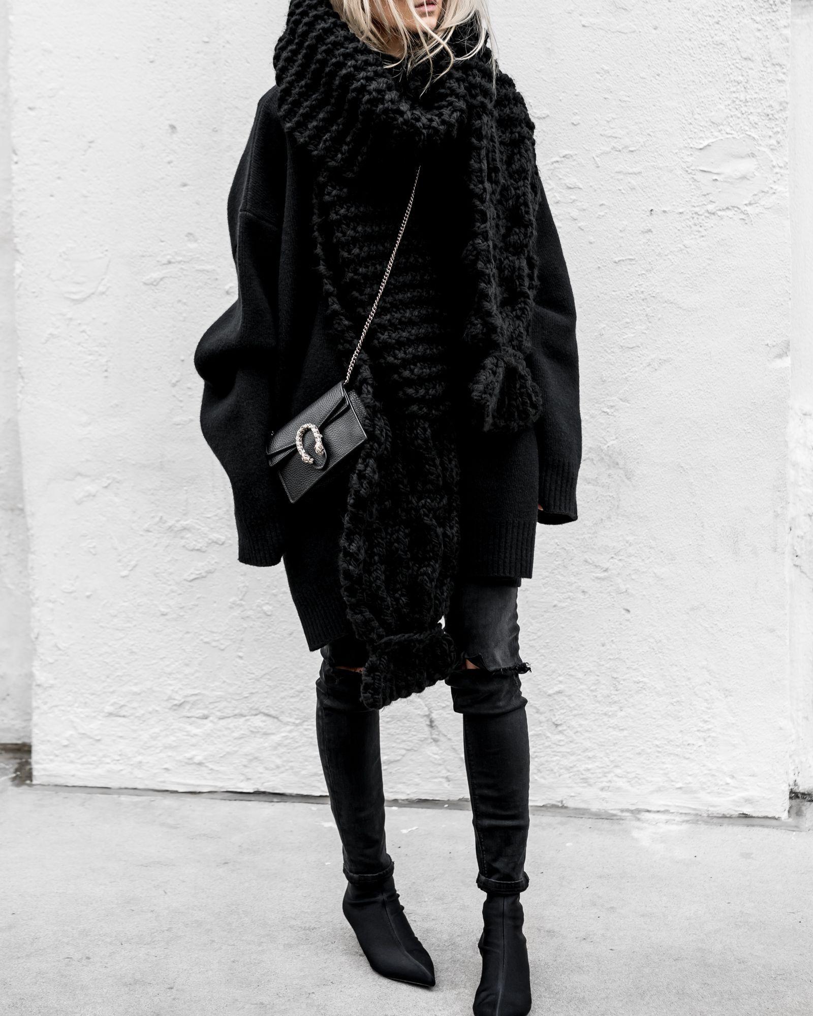 Photo of #GucciBag #Gucci #Balenciaga #ootd #allblackeverything