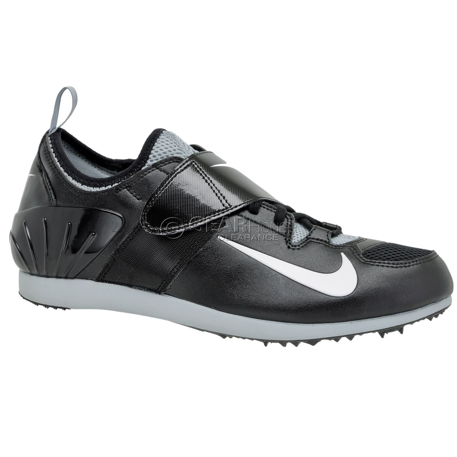 146ffb829d12f New Nike Zoom PV 2 II Track   Field Spikes Pole Vault Shoes Black   Mens  Size 12