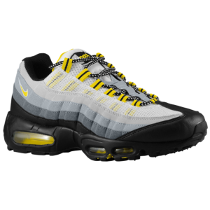NIKE AIR MAX 95 Black/Tour Yellow/Anthracite/Cool Grey