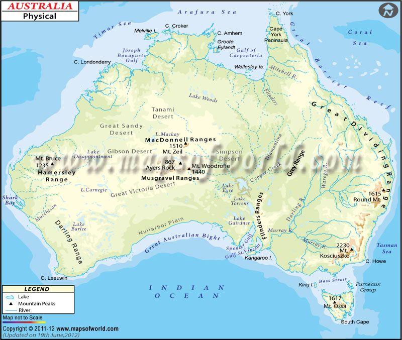Australia Map Kilometers.Pin On Maps Of World