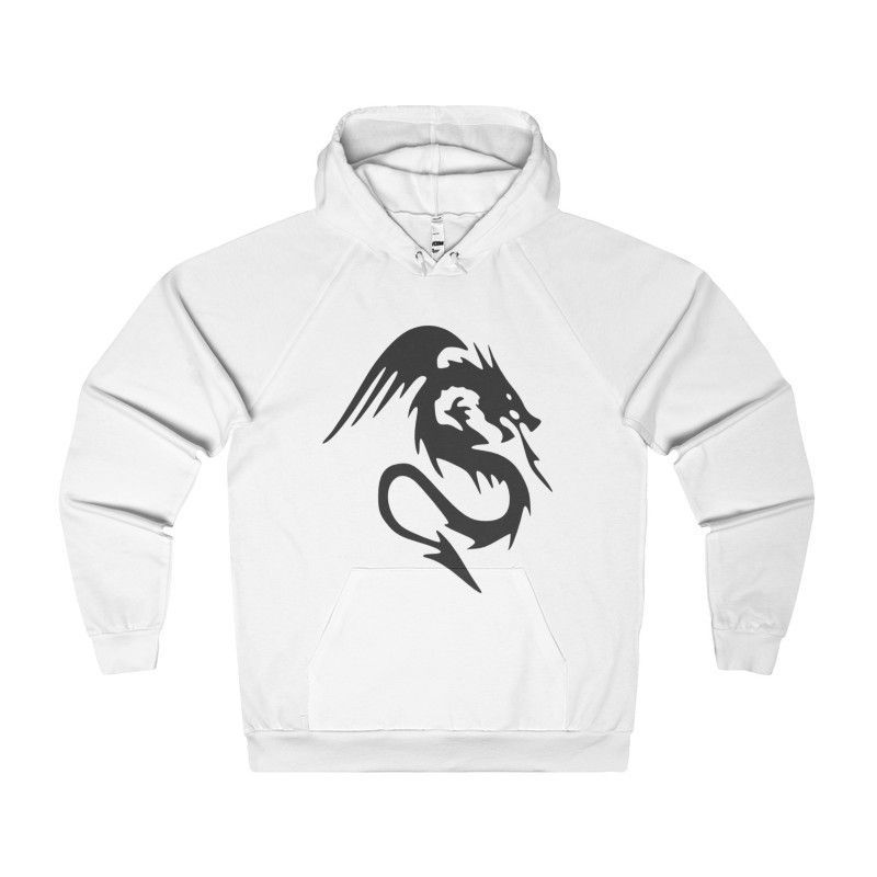 DRAGON TATTOO ON AMERICAN APPAREL Hoodie