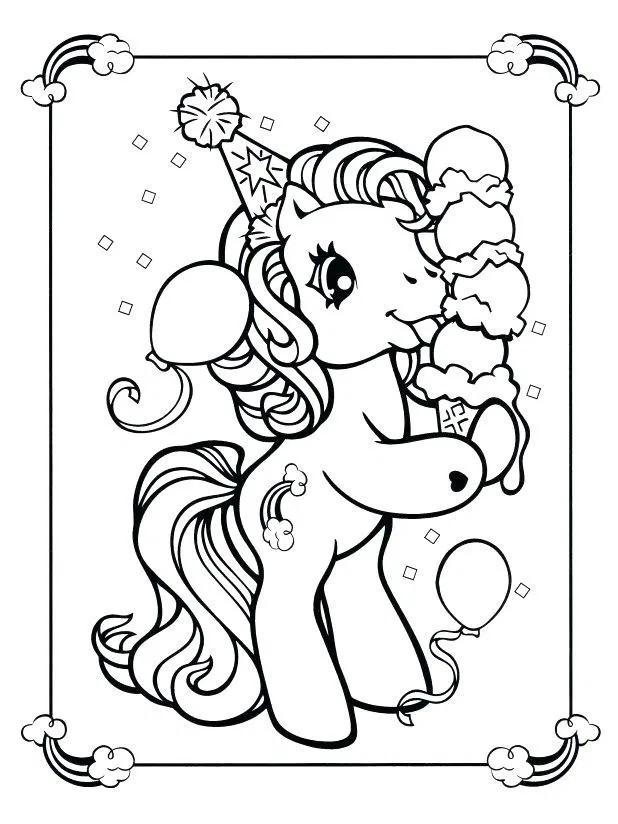 Desenhos De Unicornio Para Colorir Online