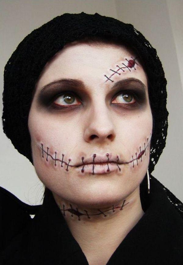 18 Eye Makeup Choices For An Artistic Halloween | Halloween ...