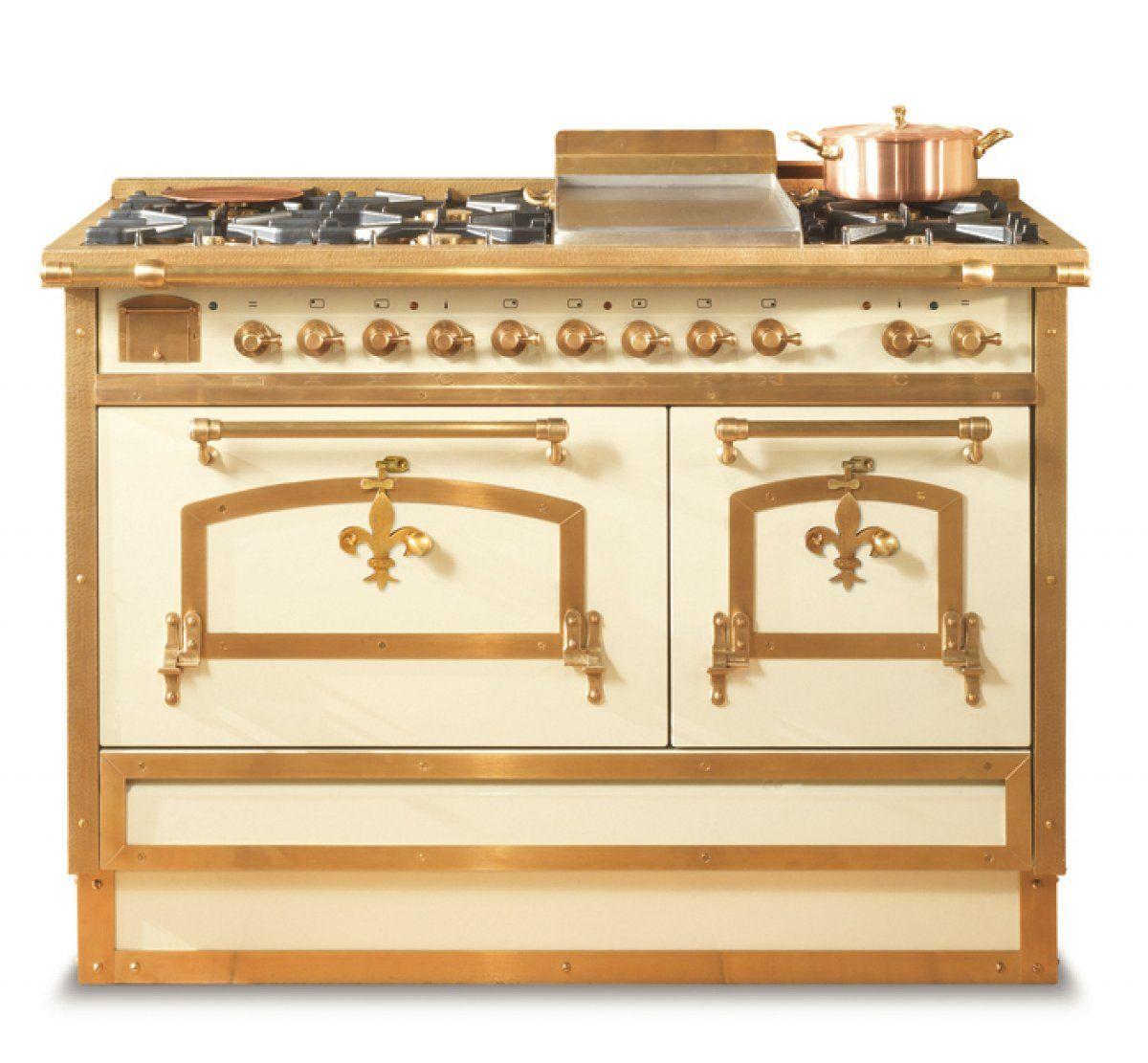 Forno Cucina In Muratura forni rame, range cooker blocchi cottura e piani cottura