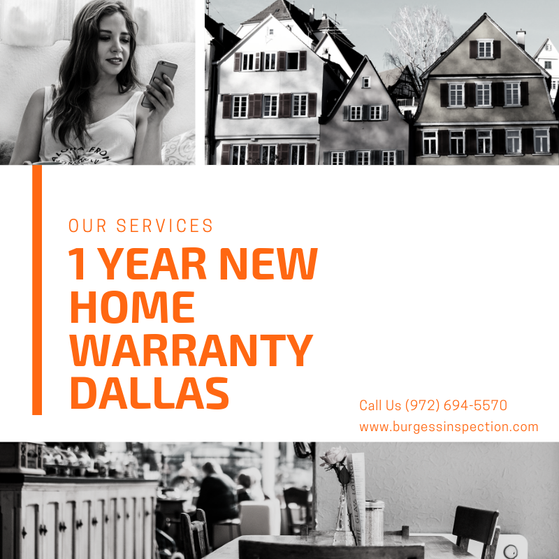 1 Year New Home Warranty Dallas (With images) | Home ...