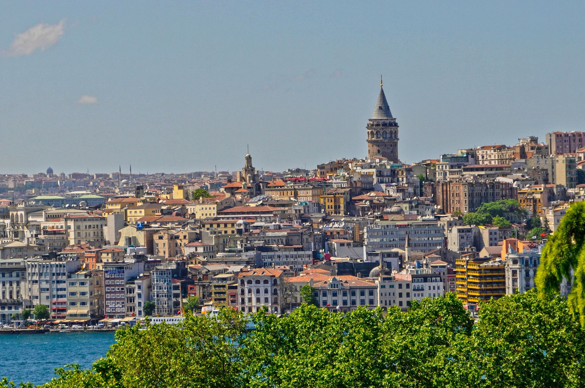 Район бейоглу в стамбуле фото