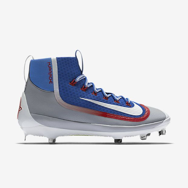 Nike Huarache 2K Filth Men\u0027s Baseball Cleat, Game Royal/Stealth/University  Red/