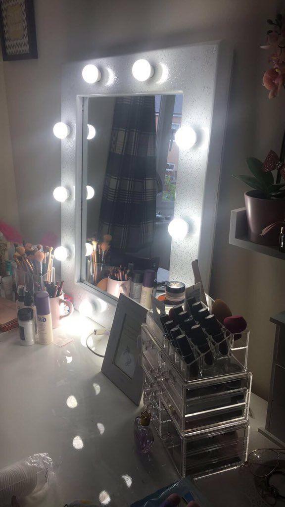 Pin von Melina Rieck auf Schminktisch Pinterest Schminktische - schminktisch ideen aufbewahrung