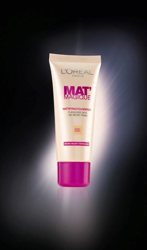 L Oreal Mat Magique Foundation Loreal Foundation Beauty Makeup
