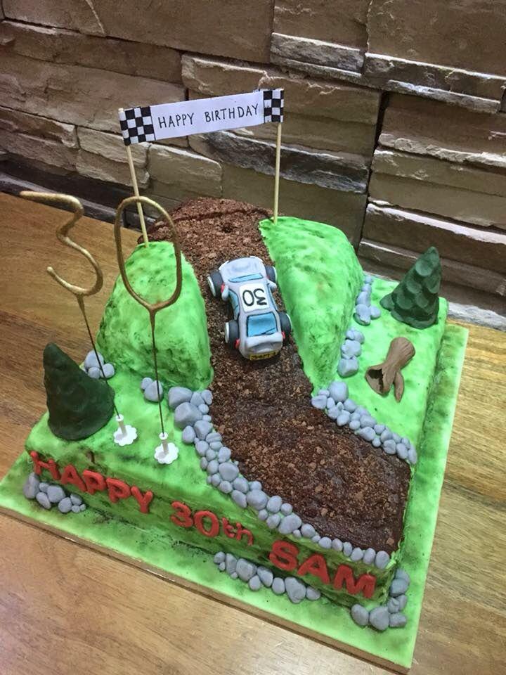 Rally Cake Geburtstag Torte Geburtstag Torten