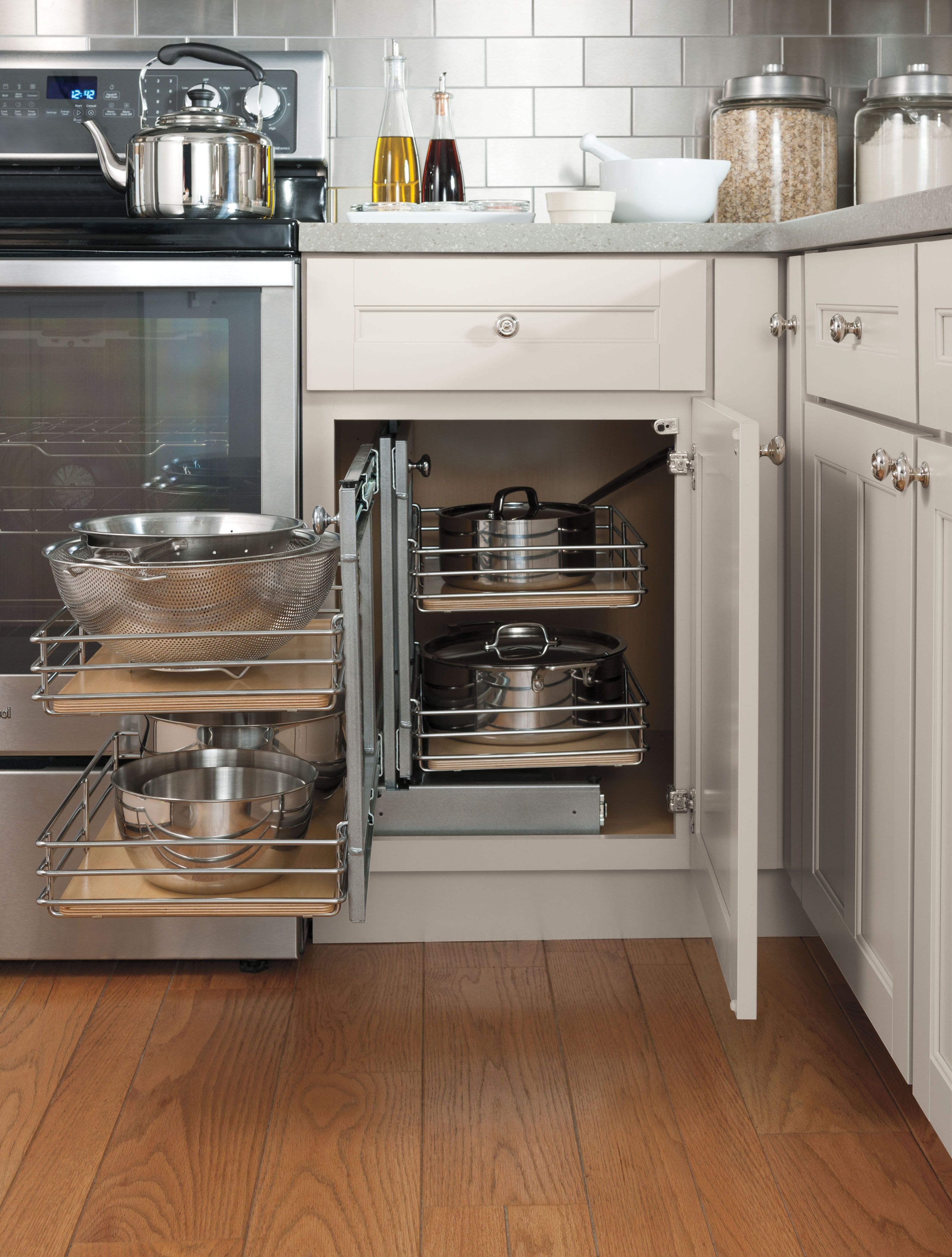 Tiny Kitchen? Here Are 3 Smart Space-Saving Tricks You Need  Tiny