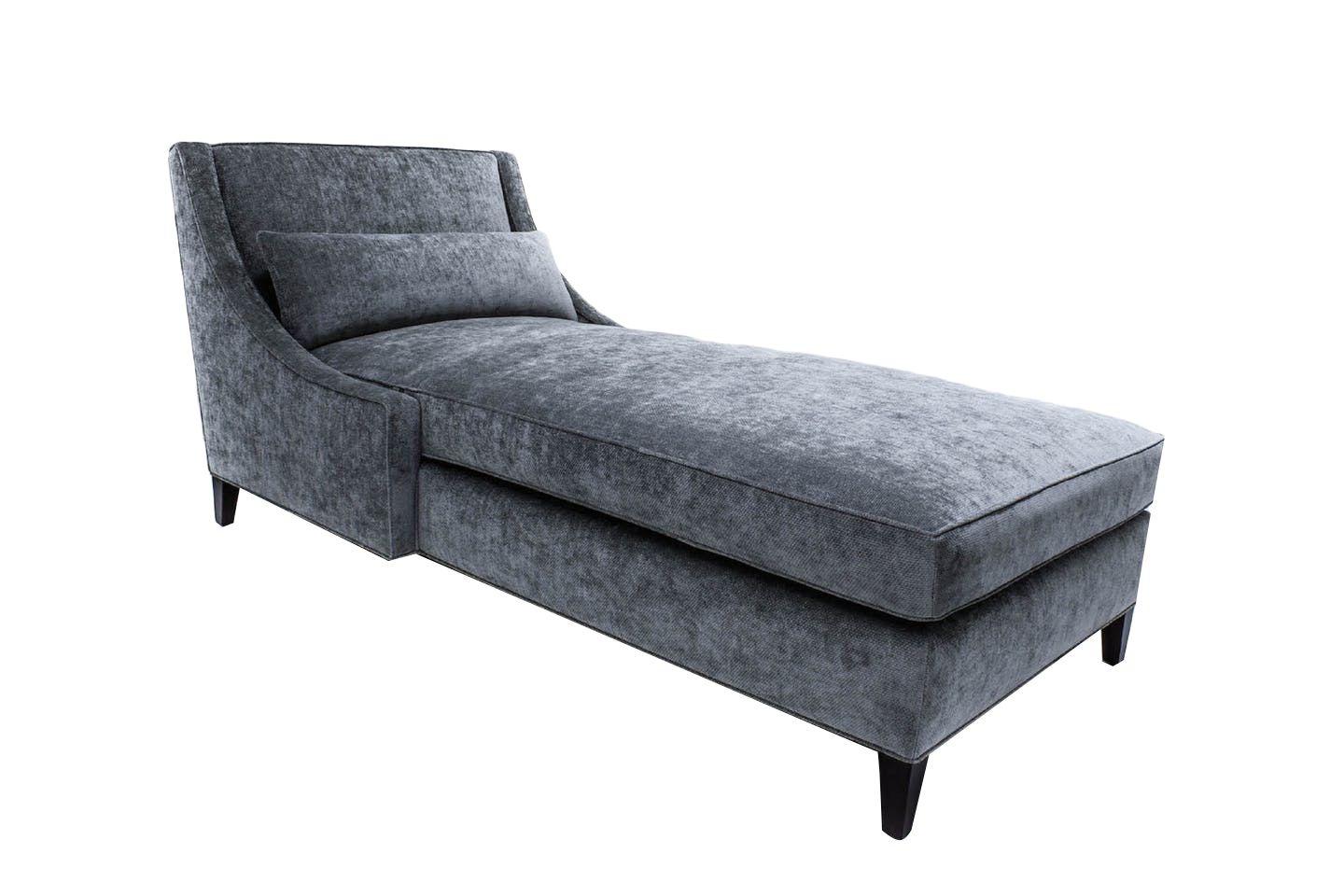 Buy Vintage Chaise By Room Designer Furniture From Dering Hall S Collection Of Transitional Mid Century Modern Traditional Ch Vintage Sofa Chaise Furniture