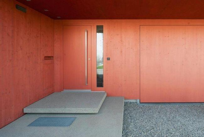 Moderne innentüren eiche josko  Fenster Türen sicherheit hersteller Josko projekte holz alu ...