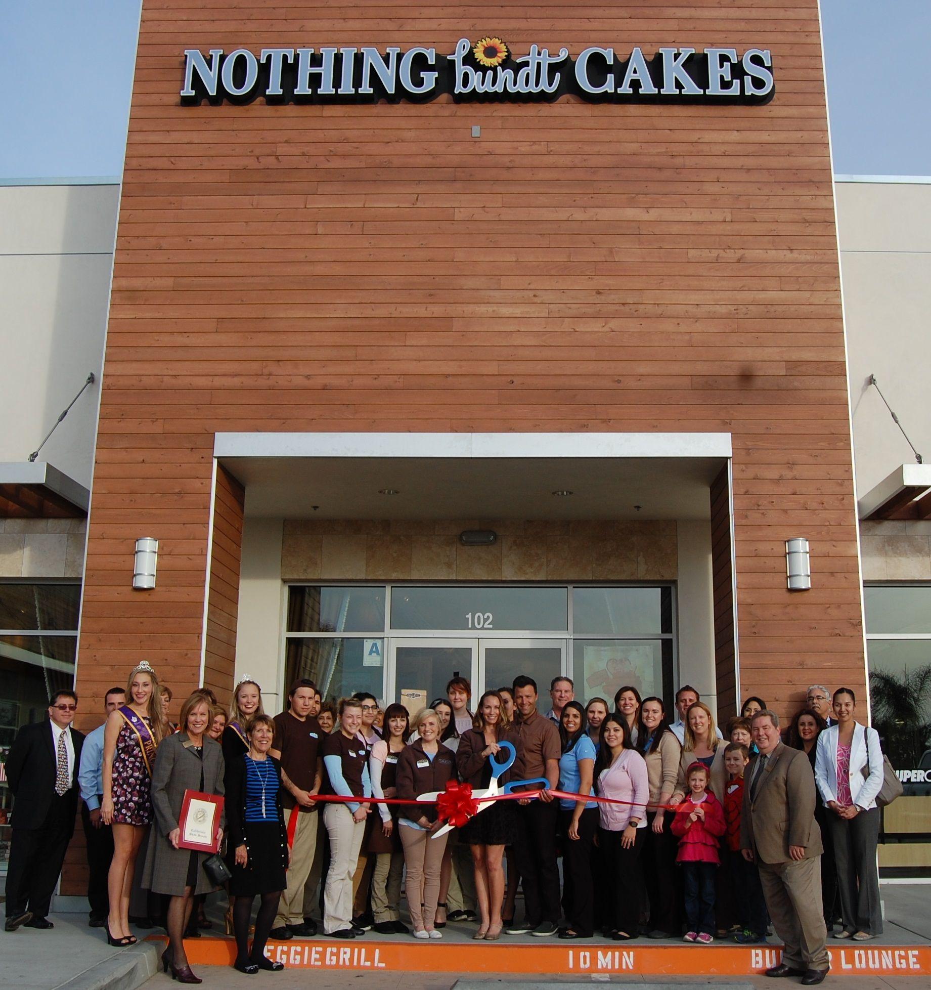 Nothing bundt cakes palomar place wwwnothingbundtcakes