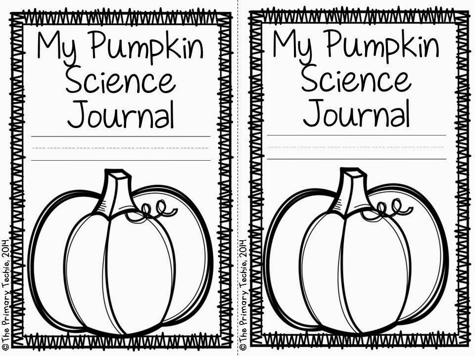 The Primary Techie The Life Cycle of a Pumpkin with Free Science