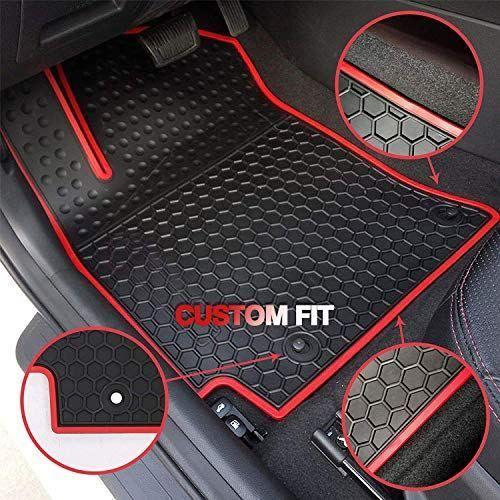Hd Mart Car Floor Mats Rubber For Toyota Rav4 Car Floor Mats Floor Liners Honda Cr