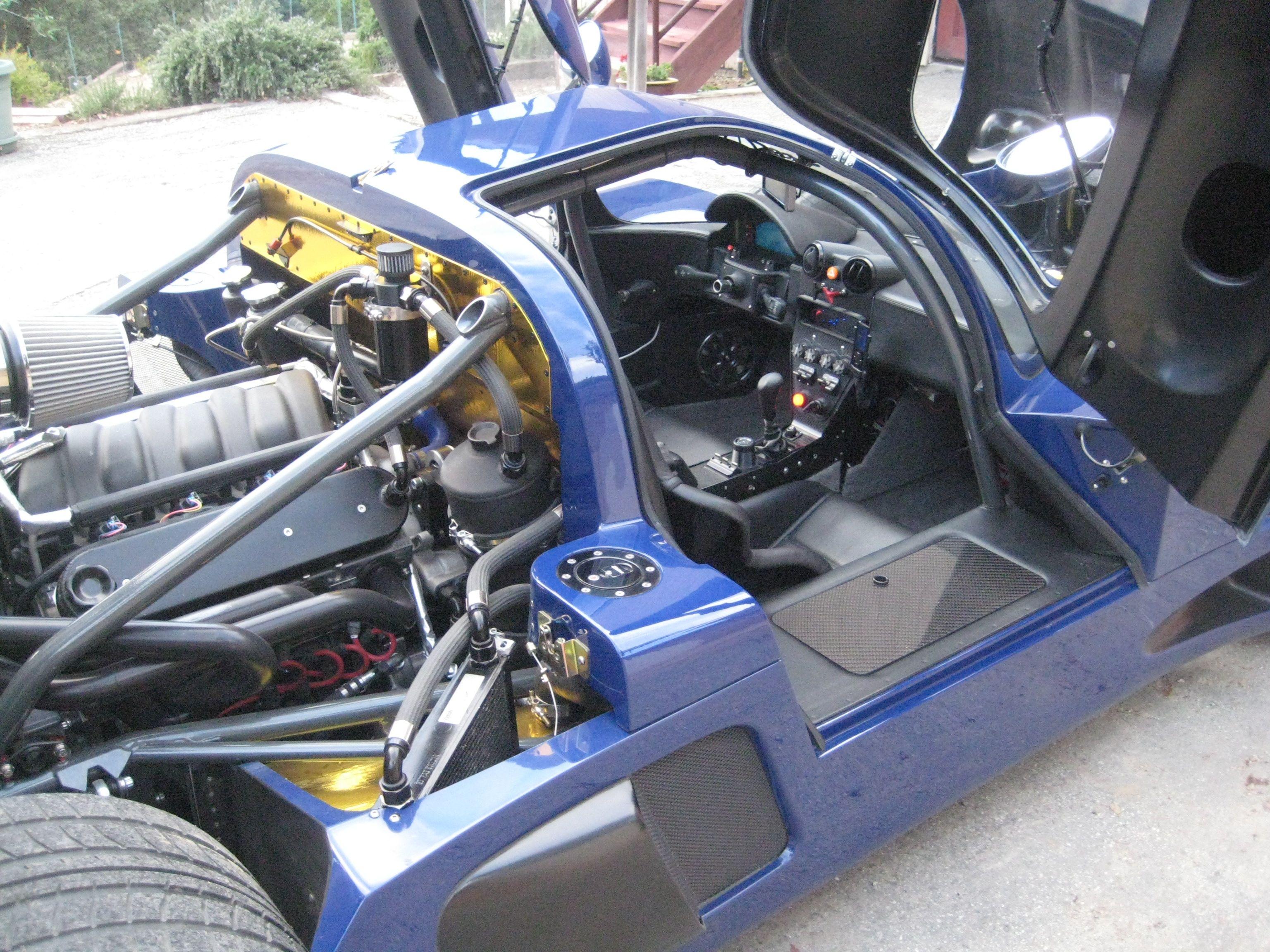 Ultima Gtr Replica Cars Car Frames Racing Car Design