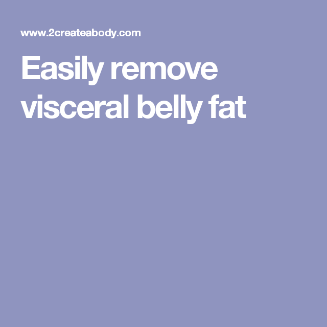 Quick ways to burn fat from the belly photo 7