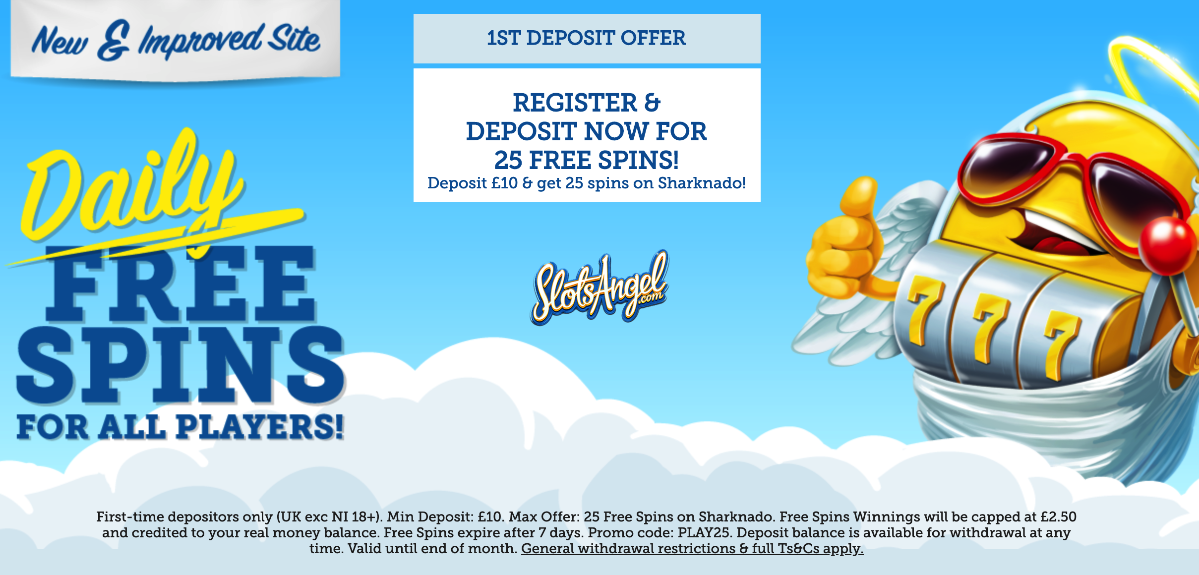 Slots Angel Promo Code Uk Casino Casino Bonus