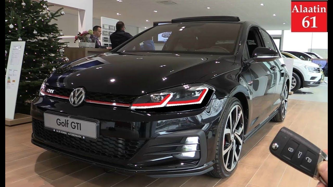 Details Of The Vw Golf Gti Performance 2018 Sound Interior Exterior Golf Gti Vw Golf Gti