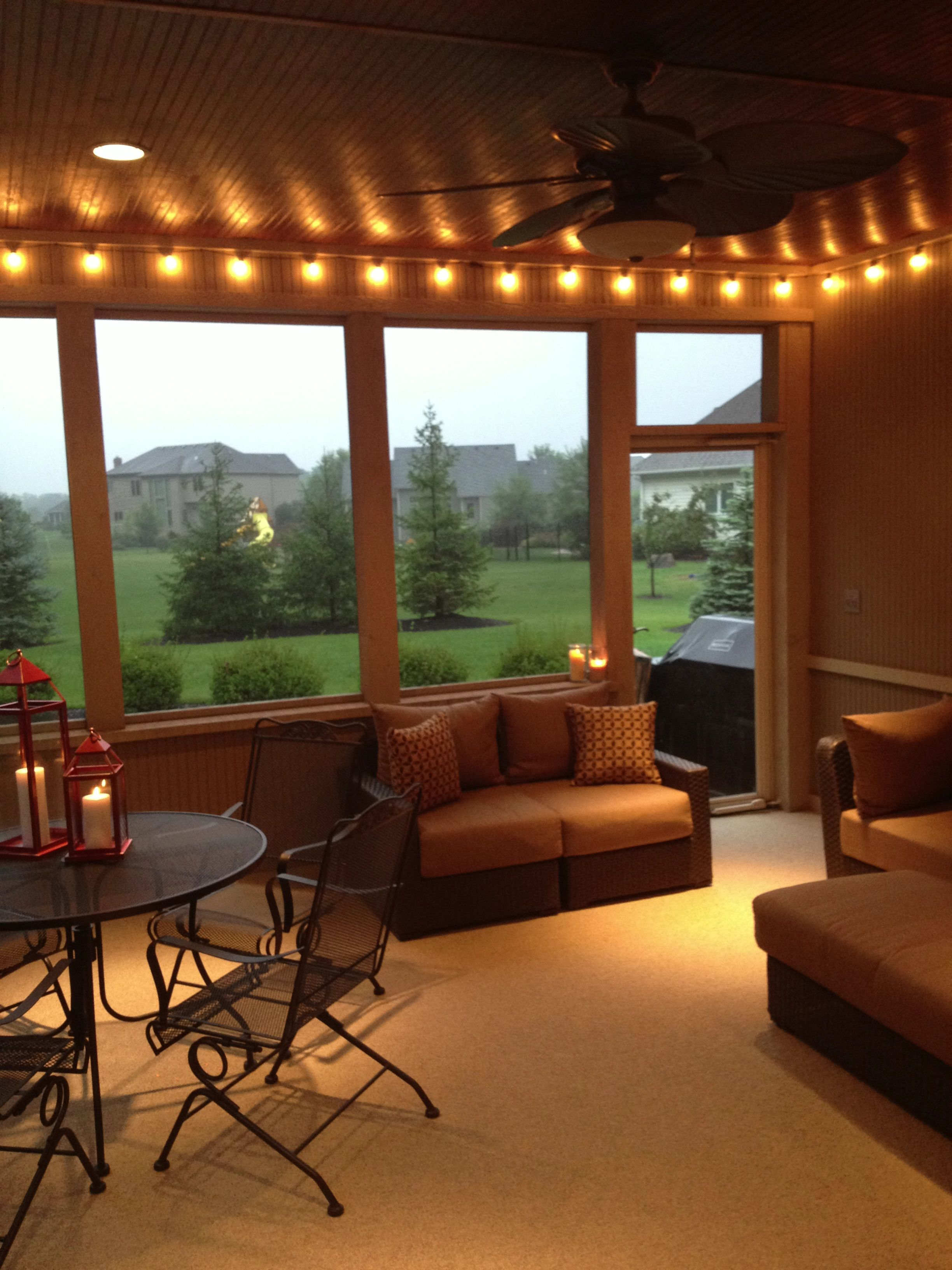 title   Screened In Porch Lighting Ideas
