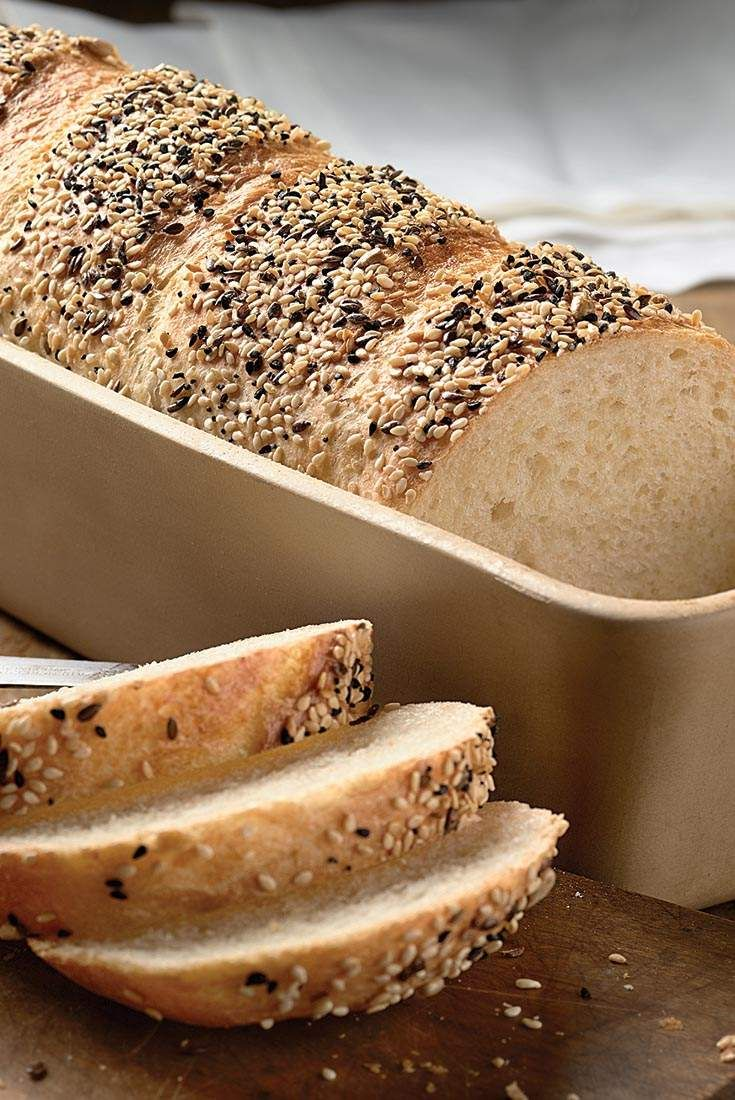 Light As Air Seed Bread Recipe King Arthur Flour Bread Seed Bread Seeded Bread Recipes