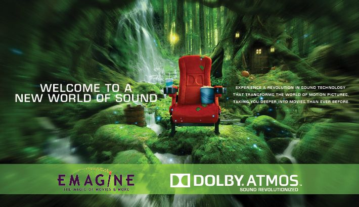 Dolby Atmos Now At Emagine Canton Novi Royal Oak Motion Picture Dolby Atmos New World