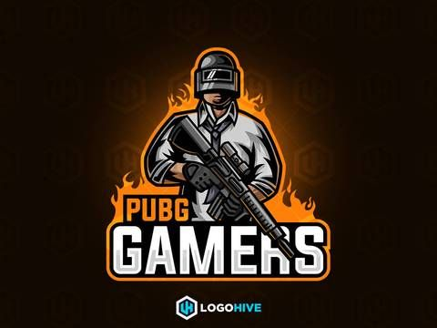 With Gun Mascot For Or Etc Pubg People Png And Vector With - Ogmetro com