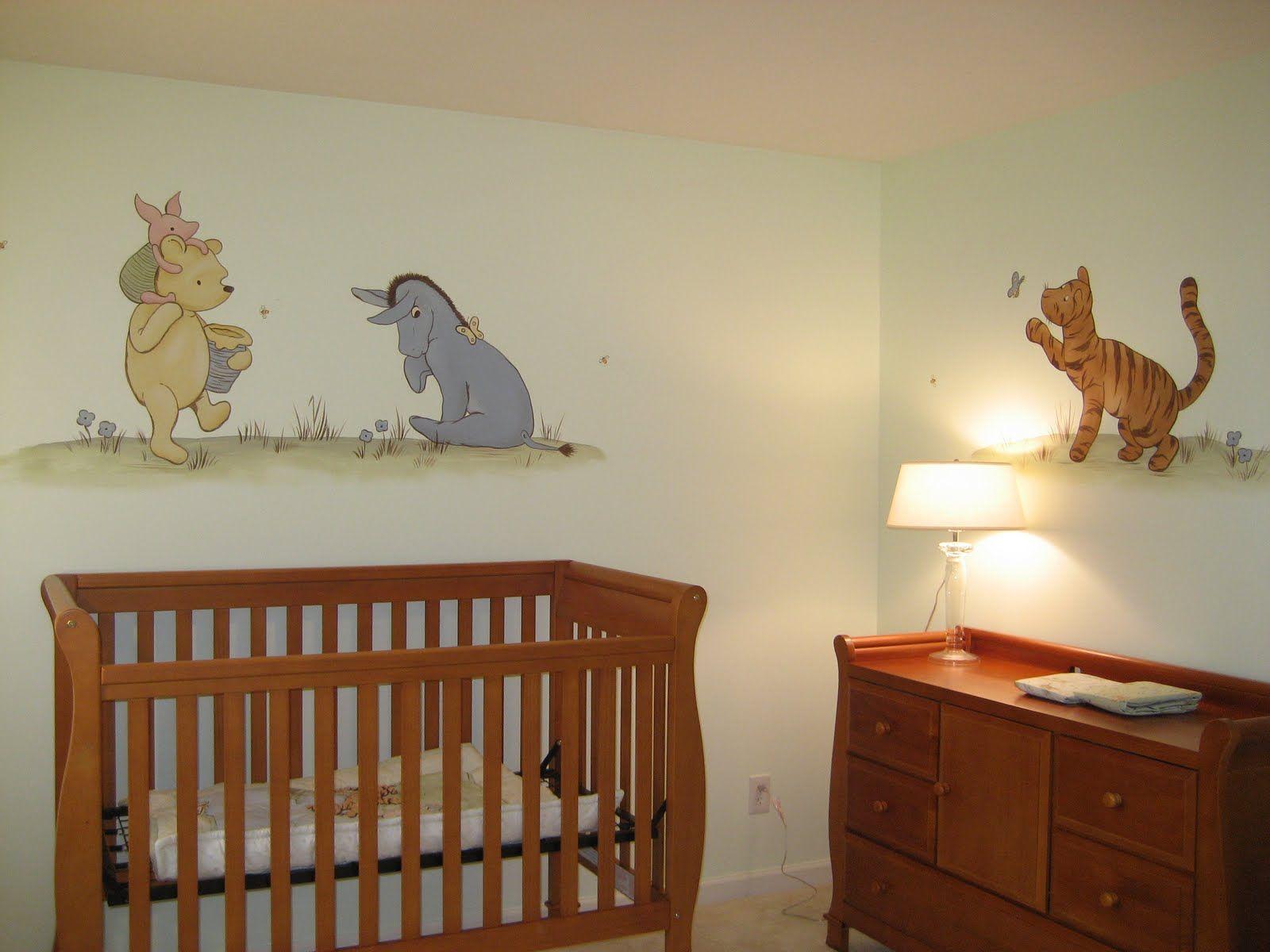 Winnie the Pooh nursery I would have those close to the