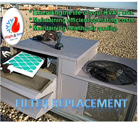Pin by High and low HVAC/R Inc on Services we provide