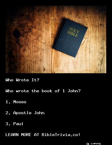 Learn more about the Jehovah God, the Bible and our Christian heritage at http://bibletrivia.co/