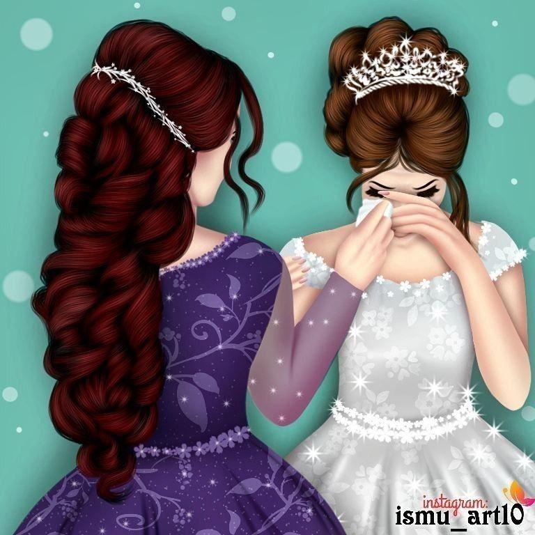 I Don T Know I Just Want Armaan Malik Girly Art Girly Drawings Cute Cartoon Girl