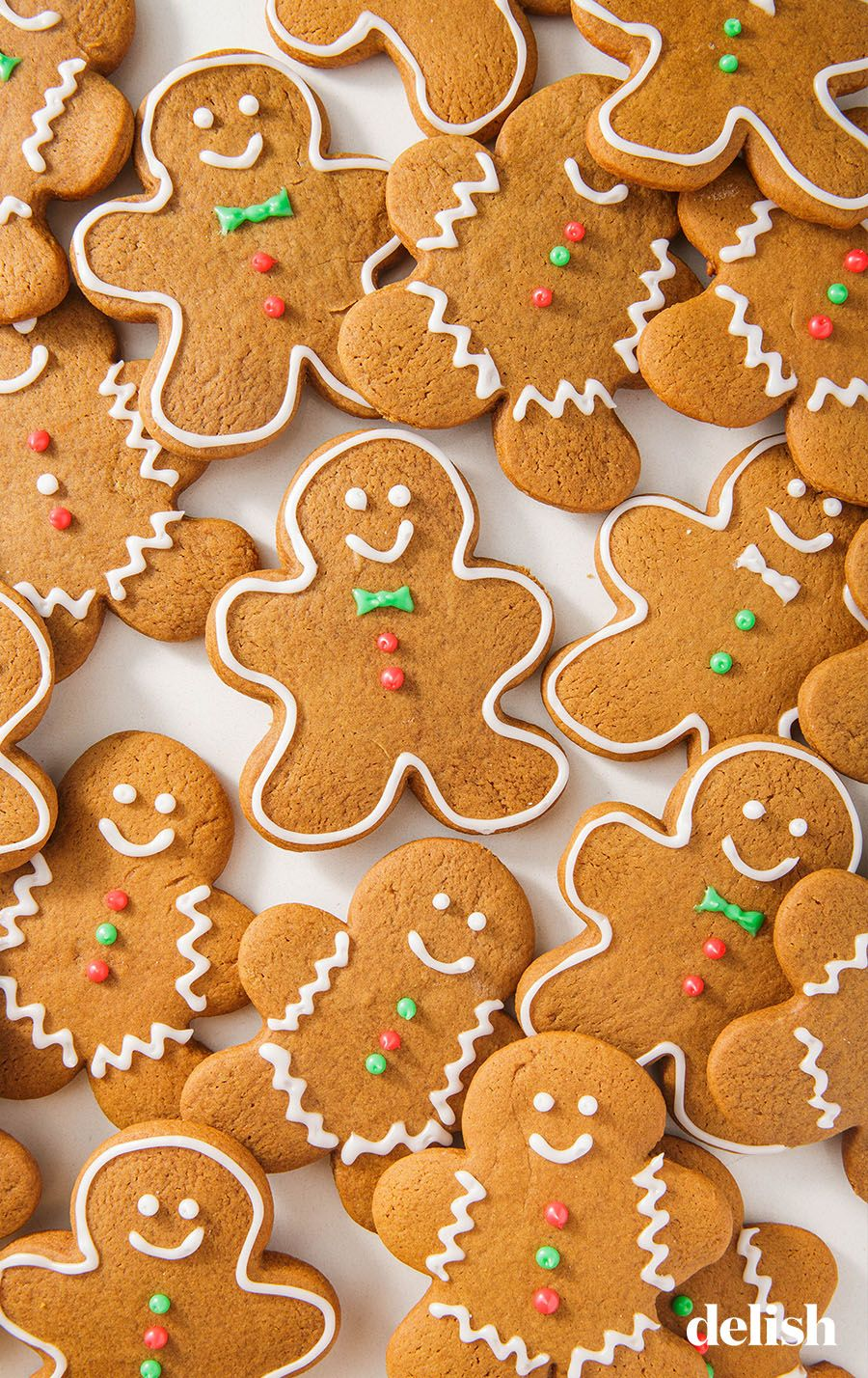 Gingerbread Cookies Recipe Best gingerbread cookies