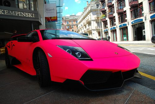 find this pin and more on cars pink lambo
