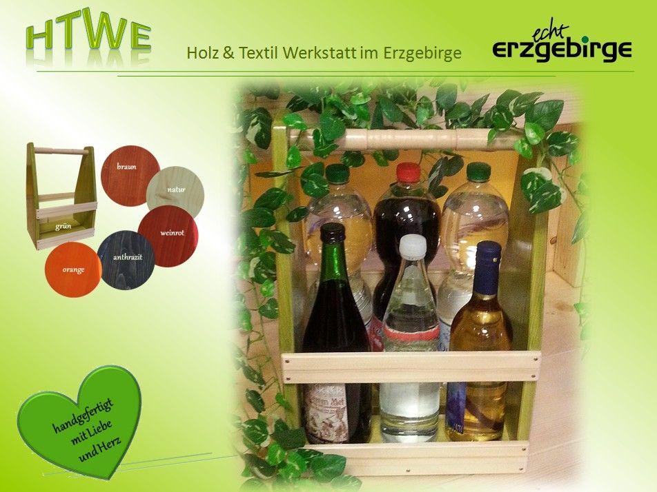 Flaschenträger Holz Getränketräger universell Diy design - küchenarbeitsplatten günstig kaufen