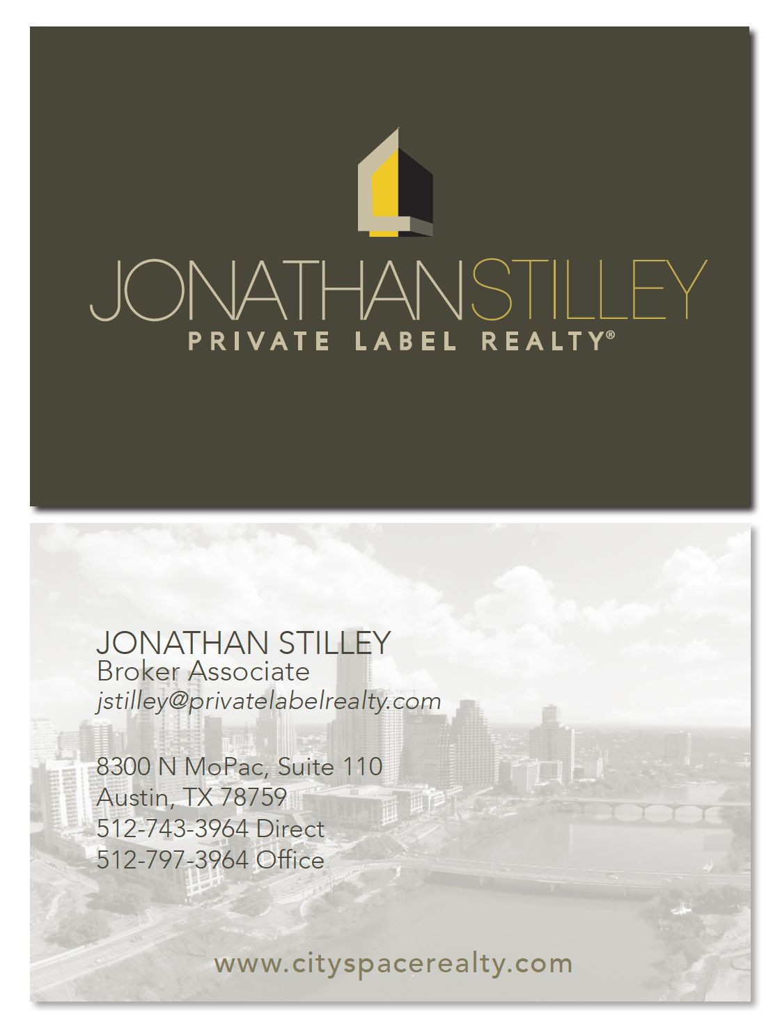 Jonathan stilley private label realty business card austin jonathan stilley private label realty business card austin texas 2014 magicingreecefo Gallery
