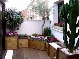 Resultado De Imagen Para Como Decorar Mi Terraza Con Poco Dinero Disenos De Jardines Terraza Plantas