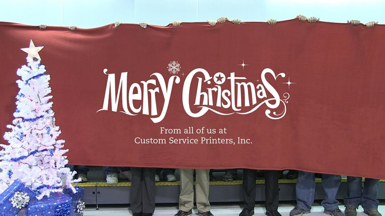Interactive Christmas card created by Chris Reynolds from Custom ...